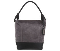 Handtasche grey/black
