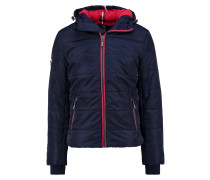 POLAR SPORTS - Winterjacke - navy/red