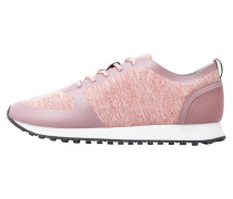 FLORAL - Sneaker low - pink