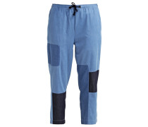 BEVERLY Stoffhose dark blue