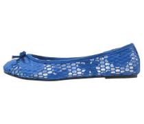 Klassische Ballerina - royal blue