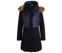 PIRJE Wintermantel dark blue