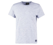 SNIT MUSCLE FIT TShirt basic dress blue