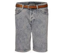 Jeans Shorts steel grey