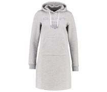 Jerseykleid grey melange