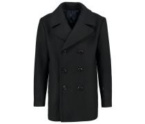 GStar Wollmantel / klassischer Mantel black