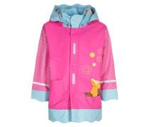 DIE MAUS Regenjacke / wasserabweisende Jacke pink