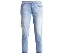 LAVA Jeans Straight Leg light blue denim