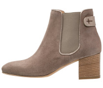 QUERIDA Ankle Boot cocco/bossato metal/beige