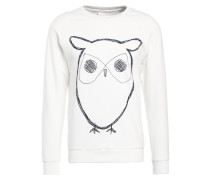 BIG OWL - Sweatshirt - star white