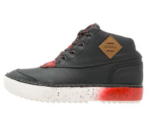 GNARLY FIREWALL Snowboot / Winterstiefel black/fire red