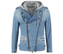 Jeansjacke light blue