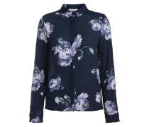 Hemdbluse navy blazer