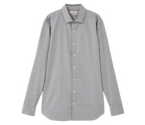 ORIOL SLIM FIT Hemd grey