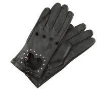 Fingerhandschuh noir