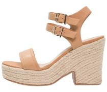 MARIELLA High Heel Sandaletten brown