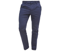 Stoffhose dark blue