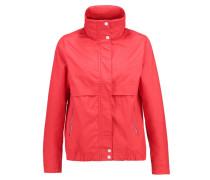 Leichte Jacke red