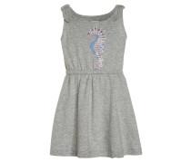TIE - Jerseykleid - grey heather