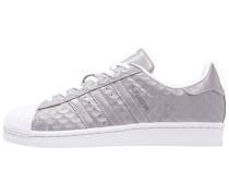 SUPERSTAR - Sneaker low - silver metallic/white
