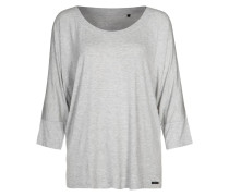LOUNGE MIX & MATCH Nachtwäsche Shirt grey melange