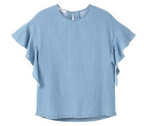 SWELL Bluse ligth blue