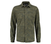 Hemd - khaki/olive