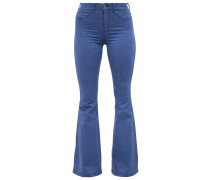 Flared Jeans 70´s blue