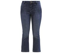 IVANA Jeans Bootcut blue denim