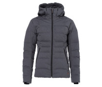 Daunenjacke phantom black