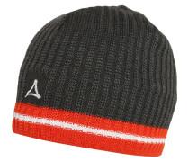 Mütze dark anthrazit