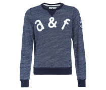 Sweatshirt dark blue