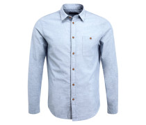 REGULAR FIT - Hemd - blue