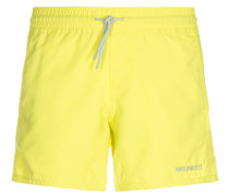 CRUNOTOS Badeshorts yellow/poison
