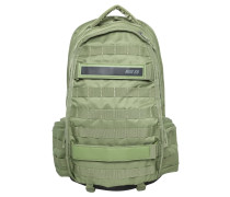 Tagesrucksack palm green/black