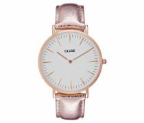LA BOHÈME - Uhr - rose gold-coloured/white