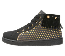 MISS SMITH Sneaker high black/grey