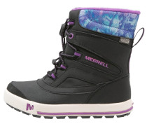 SNOWBANK 2.0 WTPF Snowboot / Winterstiefel black/berry