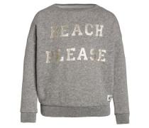 Sweatshirt - heather oxford