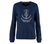 AHEAD Sweatshirt baikal blue