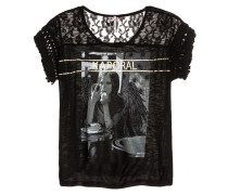 BANJE - T-Shirt print - black
