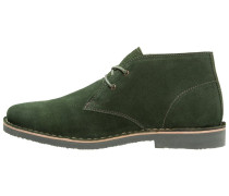 BASMA Ankle Boot dark green