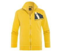 JARVIS - Sweatjacke - jaune