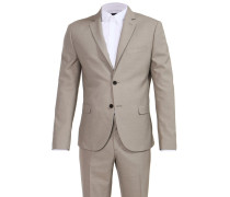 Anzug - beige