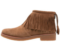 VANESSA Ankle Boot tan