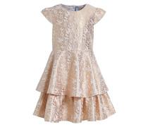 Cocktailkleid / festliches Kleid bronze