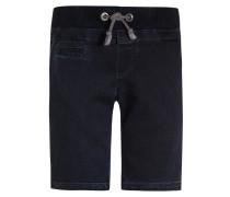 Jeans Shorts bleu canard