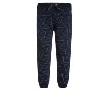 PYRAMID Jogginghose blau