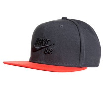 Cap anthracite/max orange/black