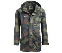 JOFFREY - Kurzmantel - camouflage